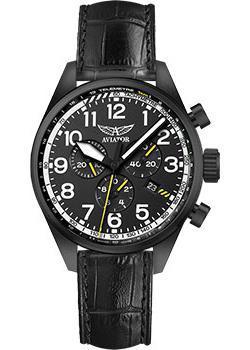Aviator Часы Aviator V.2.25.5.169.4. Коллекция Airacobra стоимость