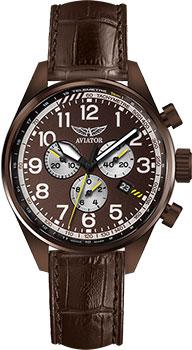 Aviator Часы Aviator V.2.25.8.172.4. Коллекция Airacobra aviator v 3 21 0 139 5