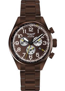 Aviator Часы Aviator V.2.25.8.172.5. Коллекция Airacobra цена и фото