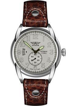 Aviator Часы Aviator V.3.07.0.019.4. Коллекция Bristol aviator часы aviator v 3 18 0 100 4 коллекция bristol