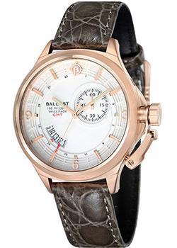 Ballast Часы Ballast BL-3126-0A. Коллекция TRAFALGAR Dress GMT