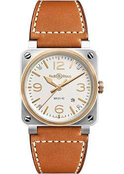 Bell&Ross Часы Bell&Ross BR0392-ST-PG_SCA william ross wallace the liberty bell