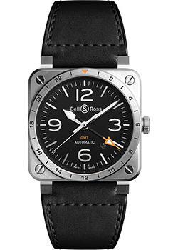 Bell&Ross Часы Bell&Ross BR0393-GMT-ST_SCA недорго, оригинальная цена