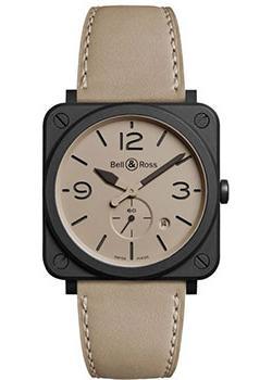 Bell&Ross Часы Bell&Ross BRS-DESERT-CEM недорго, оригинальная цена