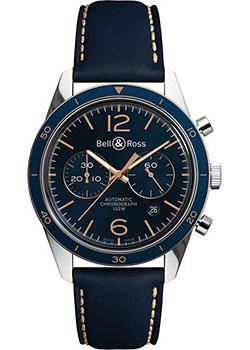 Bell&Ross Часы Bell&Ross BRV126-BLU-ST_SCA недорго, оригинальная цена