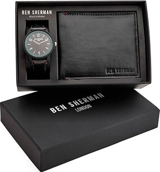 fashion �������� ������� ���� Ben Sherman WBG050BB. ��������� Portobello Professional