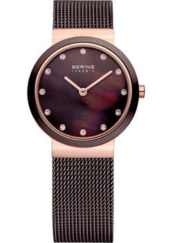 Bering Часы Bering 10725-262. Коллекция Ceramic bering часы bering 10725 789 коллекция ceramic
