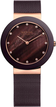 Bering Часы Bering 11435-262. Коллекция Ceramic цена и фото