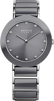 Bering Часы Bering 11435-789. Коллекция Ceramic цена и фото