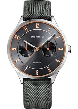 Bering Часы Bering 11539-879. Коллекция Titanium bering titanium 11939 078