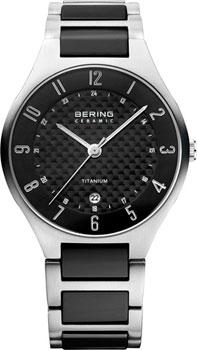 Bering Часы Bering 11739-702. Коллекция Titanium bering titanium 11739 727