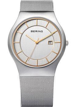 Bering Часы Bering 11938-001. Коллекция Classic