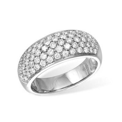 Золотое кольцо Ювелирное изделие K04877WG золотое изделие 375 пробы в украине