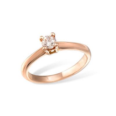 Золотое кольцо Ювелирное изделие RB01575RG