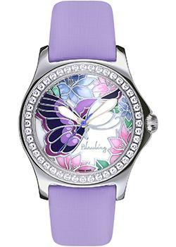 Blauling Часы Blauling WB2110-02S. Коллекция Papillon I blauling часы blauling wb2603 02s коллекция papillon neige