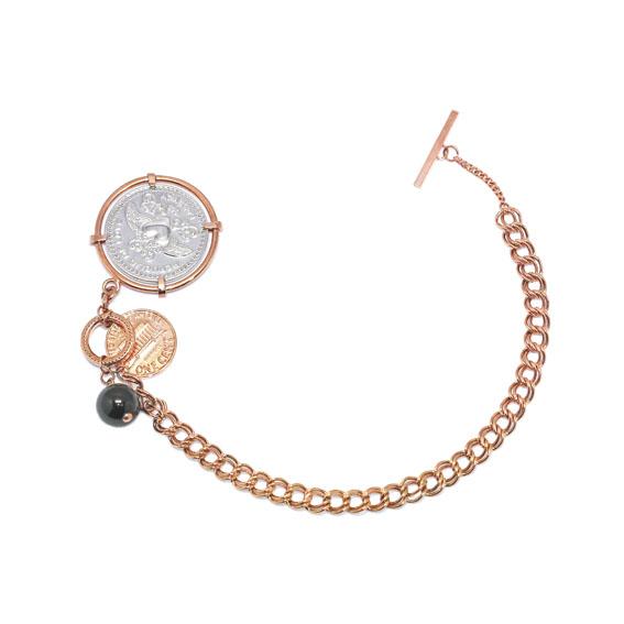 Серебряный браслет Ювелирное изделие G9MA03 серебряный браслет ювелирное изделие m0592b 90 00