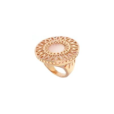 Серебряное кольцо Ювелирное изделие G9SA22A минибар д ликера кольцо 7 пр стекло