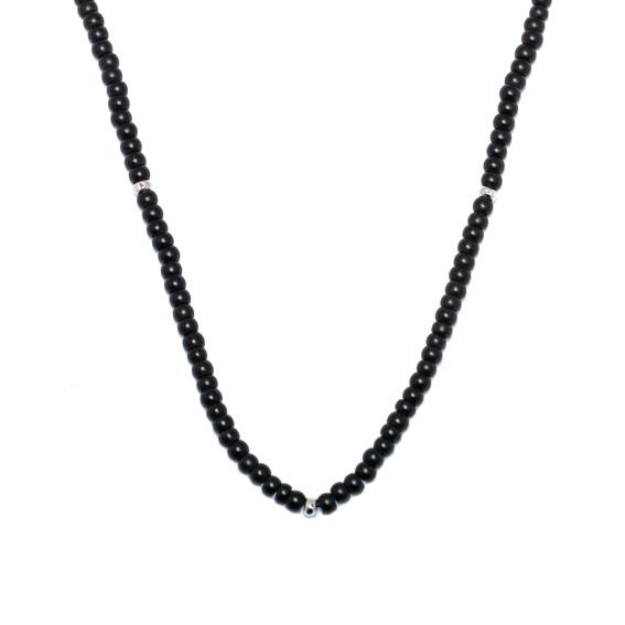 Серебряное колье Ювелирное изделие G9TU05
