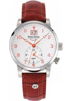лучшая цена Bruno Sohnle Часы Bruno Sohnle 17-13043-521. Коллекция Milano