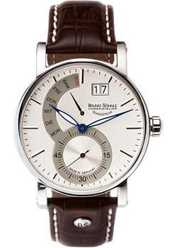 Bruno Sohnle Часы Bruno Sohnle 17-13073-283. Коллекция Pesaro bruno sohnle часы bruno sohnle 17 73102 752mb коллекция algebra