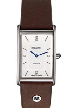 Bruno Sohnle Часы Bruno Sohnle 17-13092-241. Коллекция Mediane цена 2017