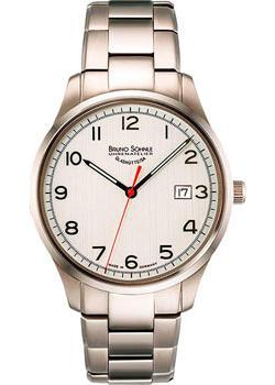 цена Bruno Sohnle Часы Bruno Sohnle 17-13170-222MB. Коллекция Temperi онлайн в 2017 году