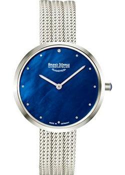 цена Bruno Sohnle Часы Bruno Sohnle 17-13171-350. Коллекция Nofrit онлайн в 2017 году