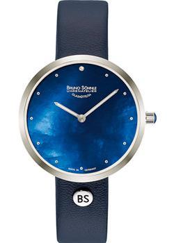 цена Bruno Sohnle Часы Bruno Sohnle 17-13171-351. Коллекция Nofrit онлайн в 2017 году