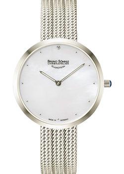 цена Bruno Sohnle Часы Bruno Sohnle 17-13171-950. Коллекция Nofrit онлайн в 2017 году
