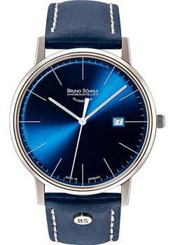 цена Bruno Sohnle Часы Bruno Sohnle 17-13175-341. Коллекция Stuttgart онлайн в 2017 году