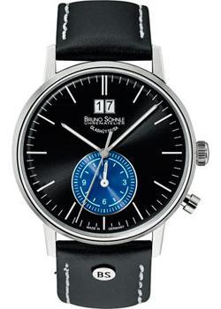 цена Bruno Sohnle Часы Bruno Sohnle 17-13180-741. Коллекция Stuttgart онлайн в 2017 году