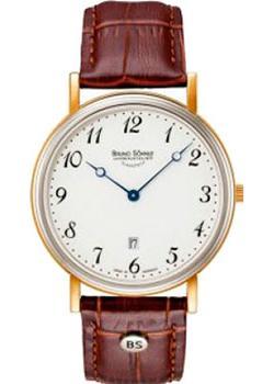 цена Bruno Sohnle Часы Bruno Sohnle 17-23109-920. Коллекция Sonate онлайн в 2017 году