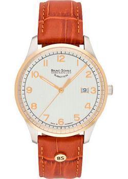 цена Bruno Sohnle Часы Bruno Sohnle 17-23170-221. Коллекция Temperi онлайн в 2017 году
