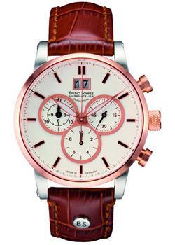 Bruno Sohnle Часы Bruno Sohnle 17-53084-241. Коллекция Idas bruno sohnle часы bruno sohnle 17 33024 922mb коллекция nabucco