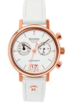 Bruno Sohnle Часы Bruno Sohnle 17-53172-291. Коллекция Rondograph bruno sohnle часы bruno sohnle 17 23109 920 коллекция sonate