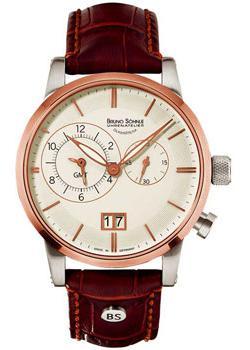 лучшая цена Bruno Sohnle Часы Bruno Sohnle 17-63043-241. Коллекция Milano
