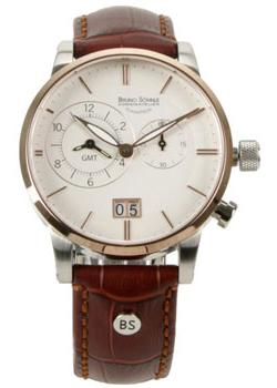 Bruno Sohnle Часы Bruno Sohnle 17-63043-525. Коллекция Milano bruno sohnle часы bruno sohnle 17 13073 281 коллекция pesaro