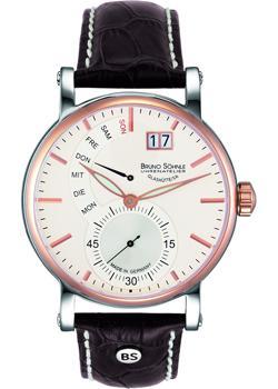 Bruno Sohnle Часы Bruno Sohnle 17-63073-247. Коллекция Pesaro bruno sohnle часы bruno sohnle 17 23109 920 коллекция sonate