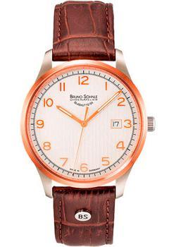 цена Bruno Sohnle Часы Bruno Sohnle 17-63170-221. Коллекция Temperi онлайн в 2017 году