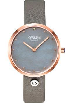 цена Bruno Sohnle Часы Bruno Sohnle 17-63171-851. Коллекция Nofrit онлайн в 2017 году