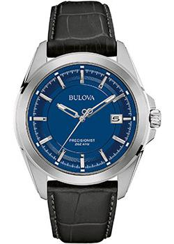 Bulova Часы Bulova 96B257. Коллекция Precisionist bulova часы bulova 96a191 коллекция automatic