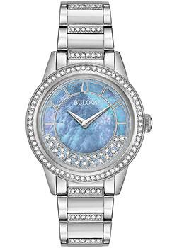 Часы Bulova Crystal Ladies 96L260