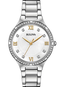 Часы Bulova Crystal Ladies 96L263