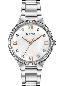Часы Bulova Crystal Ladies 96L264