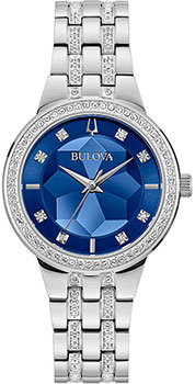 Часы Bulova Crystal Ladies 96L276