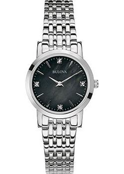 Bulova Часы Bulova 96S148. Коллекция Diamonds bulova часы bulova 96a191 коллекция automatic