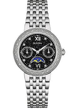 Bulova Часы Bulova 96W210. Коллекция Diamonds arte lamp picture lights 3 a5007ap 4ab