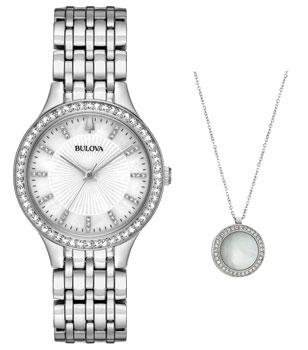 Часы Bulova Crystal Ladies 96X146