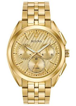 Bulova Часы Bulova 97A125. Коллекция CURV bulova часы bulova 96b242 коллекция classic