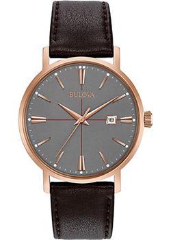 Bulova Часы Bulova 97B154. Коллекция Classic bulova часы bulova 96a191 коллекция automatic